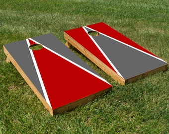 Ohio State Buckeyes Cornhole Board Set