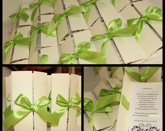 Invitation for wedding, birthday or other party