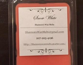 Snow White Wax Melts