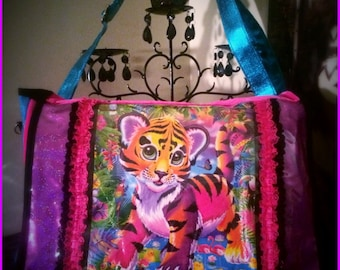 Lisa Frank messanger bag