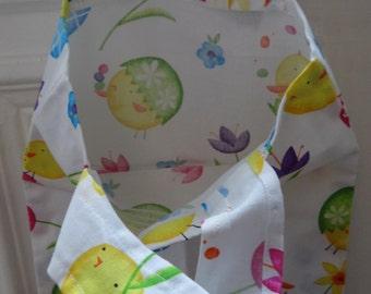 Handmade Mini Easter Tote