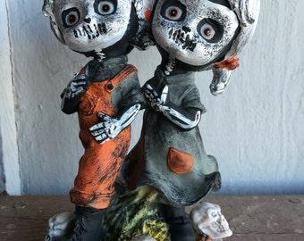 "7"" Halloween Figurine"