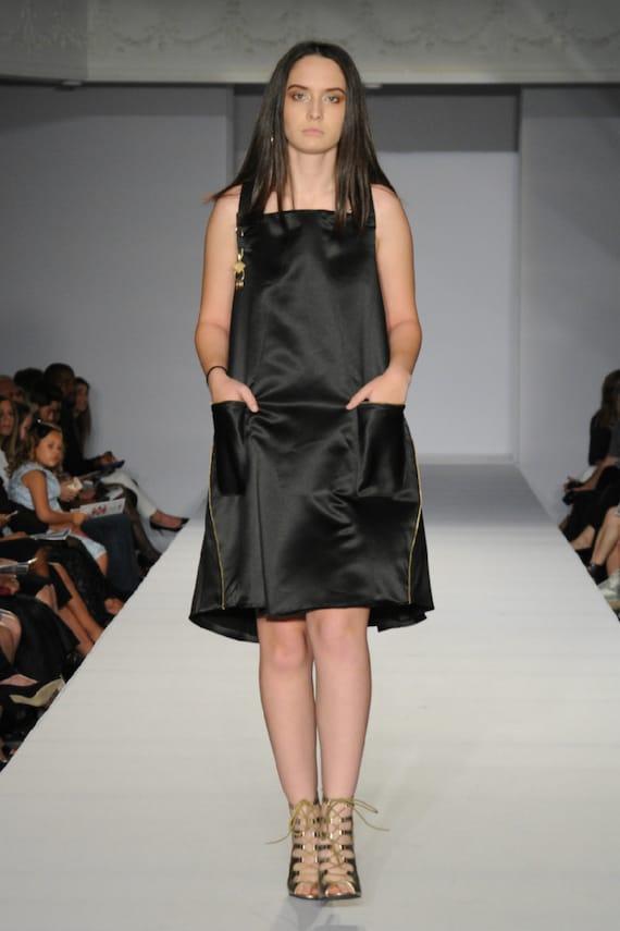 sc 1 st  Etsy & Black Tent Dress