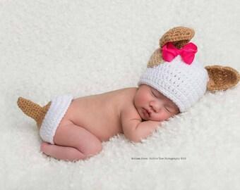 Crochet Baby Puppy