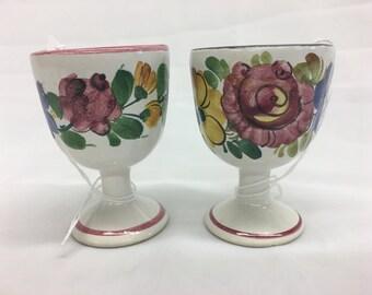 Vintage Egg cups set of 2