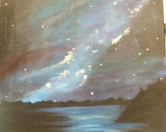 Galaxy's Flight