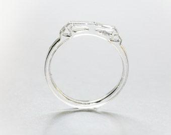 Libra Zodiac Ring