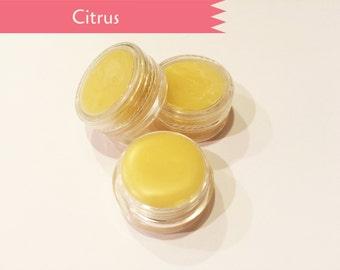 Citrus Solid Perfume