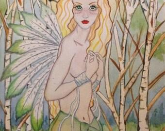 The Birch Fairy