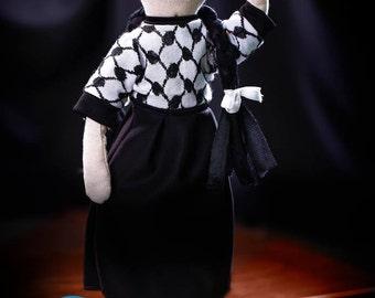 Zaina Doll in Kufeyya Dress