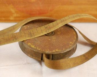 Antique Lufkin Tape Measure