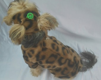 Leopard sweater for pets,leopard sweater for dogs,clothes for dogs,clothe for pets, jersei de leopardo para mascotas,fleece sweater for dogs