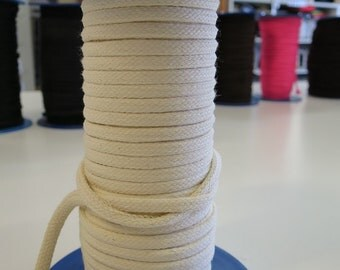 8mm x 100mts Natural Cotton Cord