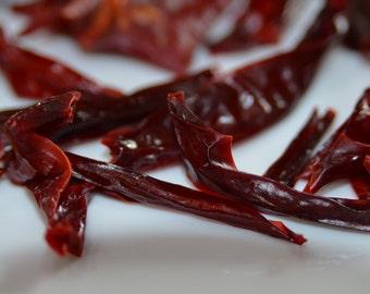 100g. Dried pepper (paprika) Organic 2016