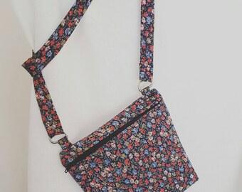 Bouquet of Flowers crossbody bag