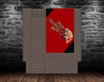 Bio Force Ape - True Action Platforming, Not an Urban Legend - NES