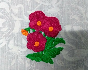 embroidery flower design, cluster flower embroidery design,paadar club, machine embroidery pattern