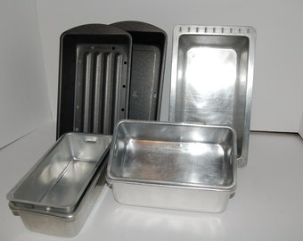 Items Similar To Paper Baking Loaf Pans Set Of 12