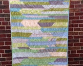 RESERVED for Katie --- baby quilt