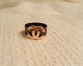 Sweet Little thin finger Metal Ring