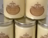 SALE 8 oz Soy Candle Pick One of Our Favorites