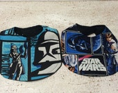 Star Wars Baby Bibs set of 2