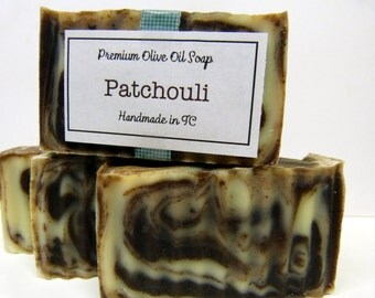 Patchouli Soap All Natural Handmade