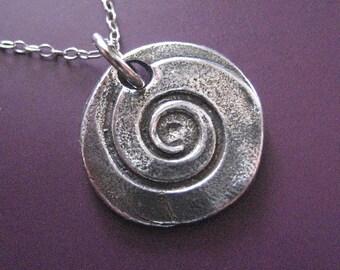 Swirl Charm