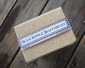 Palm Free ALMOND MILK & HONEY Handcrafted Artisan Soap... Black Kettle