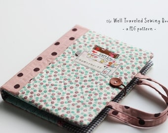 Well Traveled Sewing Book PDF Pattern