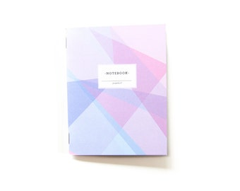Blue Colour Theory, Mini Notebook