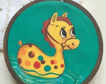 Art Hoop - Horse Floatie