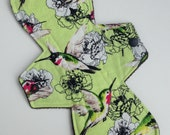 11' HEAVY Absorbency Reusable Cloth Menstrual Pad