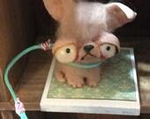 Chihuahua Ooak  art doll