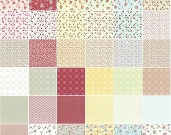 High Tea Sushi Roll 2.5 inch Strips Lecien Fabrics- Jelly Roll