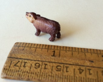 1920s Miniature Bear - Celluoid Miniature Made in Japan