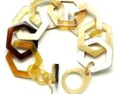Horn Chain Bracelet - Q12144