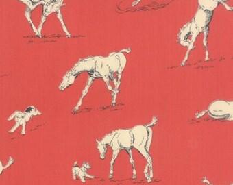 Purebread - From Erin Michael - Fabric From Moda - Derby  (26091 16) - 9.95 Per Yard