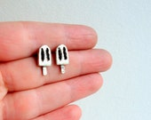 Sterling Popsicle Studs