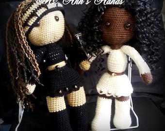 Amani Doll