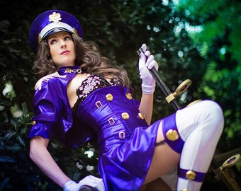Pop Star Caitlyn Cosplay - League of Legends