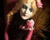 RESERVED for Gina Art Deco Boudoir Doll Flapper 1920s