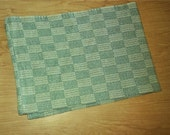 Foliage Green Handwoven Towel