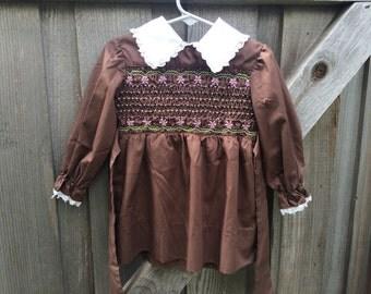 Polly Flinders Dress 3T