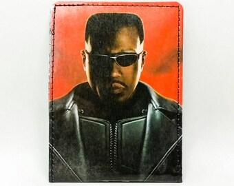 Sewn Comic Book Wallet -  Blade
