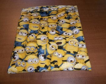 Microwave Potato Bag Large The Minions are Here