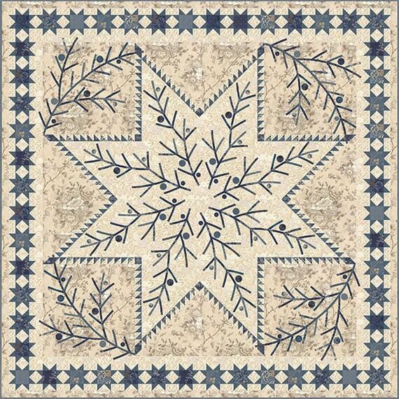 Shining Star Quilt Pattern Moda Edyta Sitar Laundry