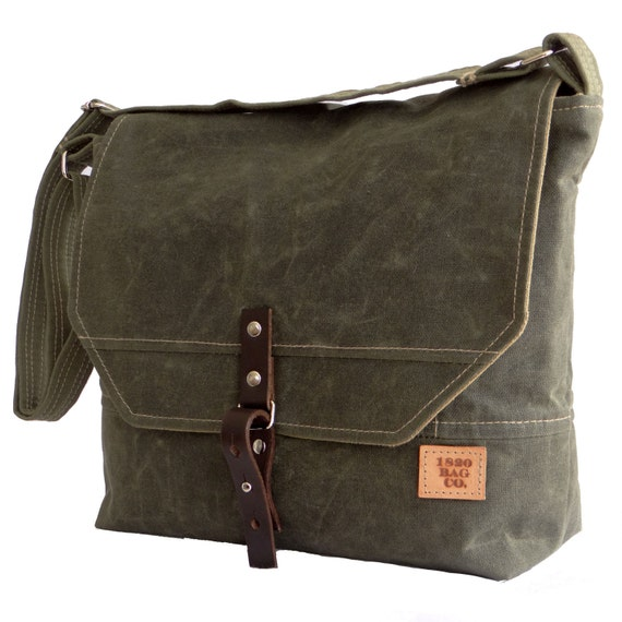 You searched for: waxed canvas bag men. Good news! Etsy has thousands of handcrafted and vintage products that perfectly fit what you're searching for. Discover all the extraordinary items our community of craftspeople have to offer and find the perfect gift for your loved one (or yourself!) today.