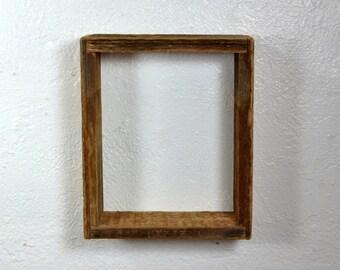 "Shadow box shelf 10.75"" x 9"""