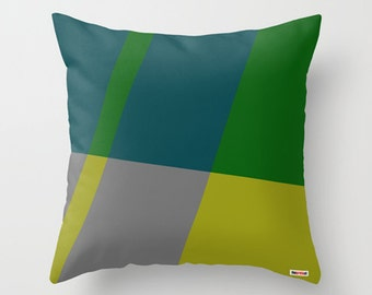 Pillow cover - Modern pillow cover - Couch pillow - modern design - Decorative pillow - contemporary decor - Cushion